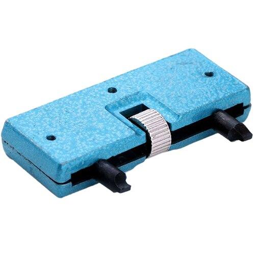 Uhren Beliebten Rechteck Einstellbare Uhren Zurück Fall Deckung Öffner-remover-schlüssel Repair Kit Werkzeug No181 5v9o Reparatur-werkzeuge & Kits
