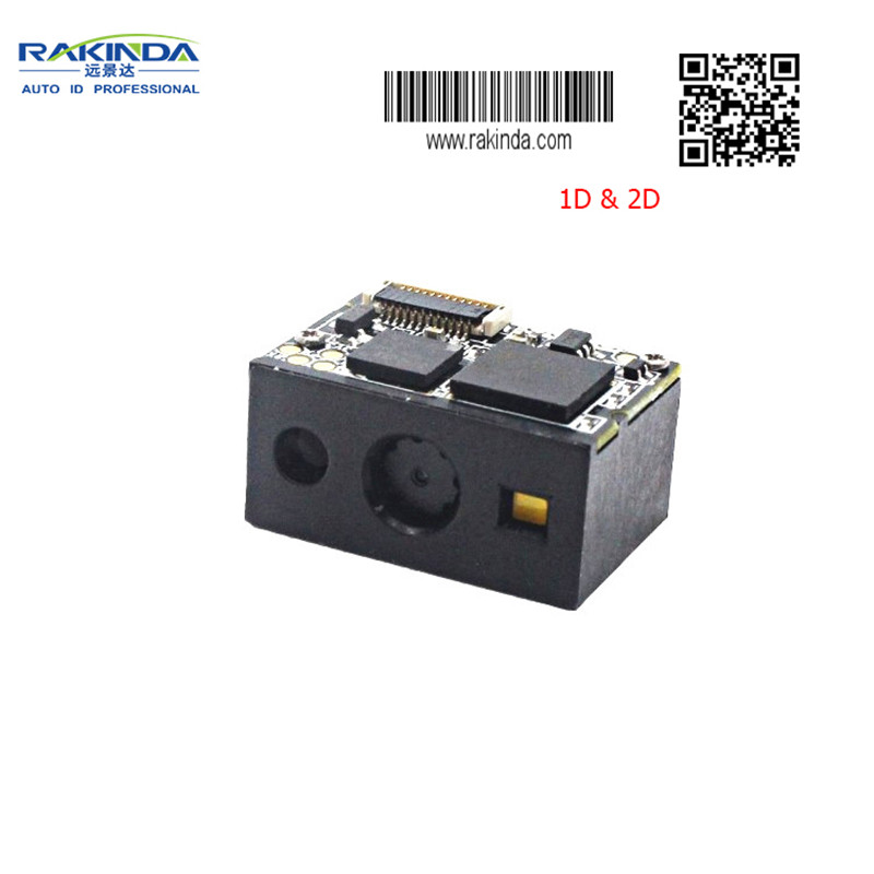 Rakinda LV3085- Cheapest 2D Embedded Barcode Scanner Module, Compatible with Arduino and Raspberry PI free shipping embedded small size 2d barcode scanner module lv3296 with ttl232 interface