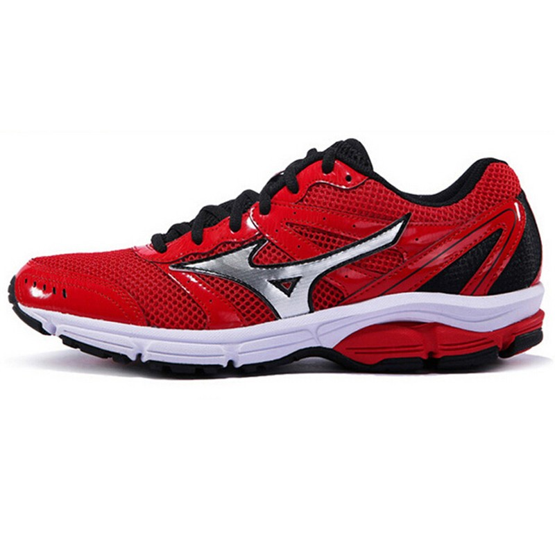 MIZUNO Sport Sneakers Men's Shoes WAVE IMPETUS 2 Running Shoes DMX Technology Cushioning Running Shoes J1GE141305 XYP227 5