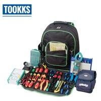 Pro'skit 9ST 307 Electrician Tool Box Multifunctional Tool Bag Universal Travel Bag Big Storage For Repair work