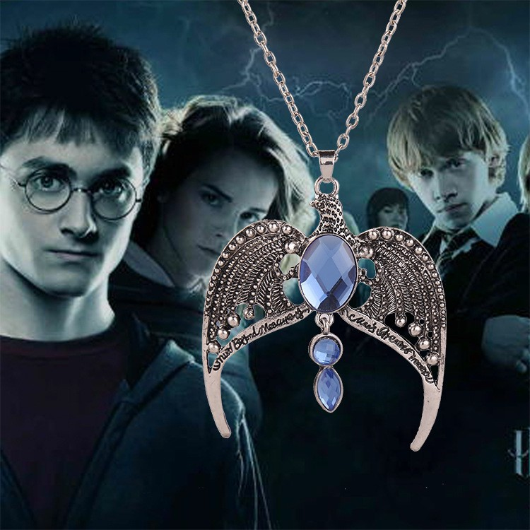 Harry Potter Lost Diadem of Ravenclaw Necklace
