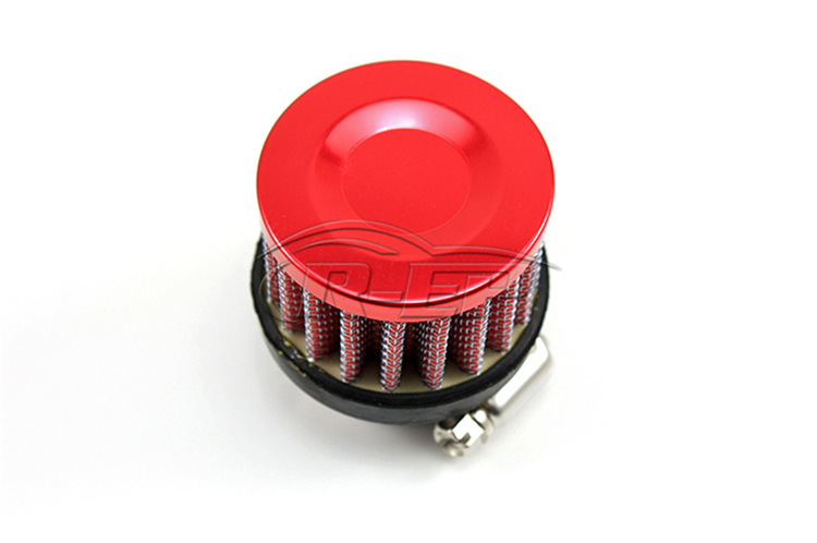 Universal Car Round Conical Air Mini Filters Filters 25 MM Clip-On Cold Air intakes 8