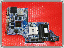 655489-001 for H Pavillion DV7 DV7-6000 laptop motherboard DV7T-6100 NOTEBOOK HM65 DSC 6770/2G with graphics DDR3 100% Tested