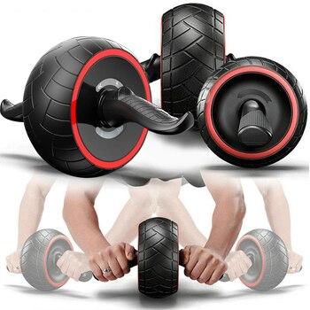 Addestramento di Velocit per il Fitness Ab Roller Addominale Esercizio Rimbalzo Ruota Palestra di Allenamento di