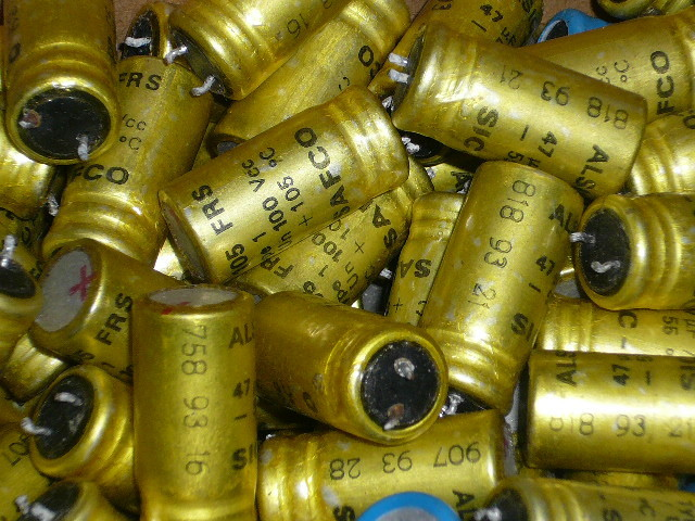 [SA]SIC-SAFCO French enthusiast <font><b>47UF</b></font> <font><b>100V</b></font> mill liter class--100pcs/lot image