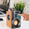TOPROAD Portable Bluetooth Speaker Wireless Stereo Subwoofer Supper Bass Speakers Boombox Sound Box Support FM Radio TF AUX USB 3