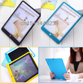 Luxury original Silicone Slim cover case capa fundas for apple ipad 2 3 4 Children Soft Silicone Case Cute case