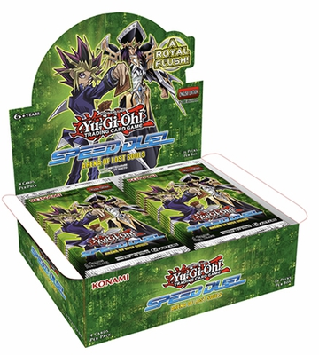 Yugioh Speed Duel Arena Of Lost Souls Booster Box 1st Edition Sealed IN STOCK