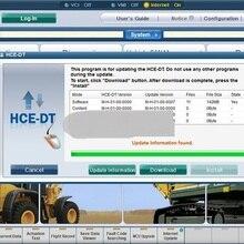 Robex диагностическое программное обеспечение(HCE-DT) диагностическое с неограниченным обновлением для hyundai