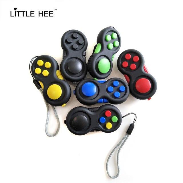 Littlehee Непоседа куб новый анти-стресс подарок ручной пазлы и magic pad Непоседа Toys