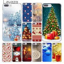 Christmas Snow Reindeers Santa Tree New Year Phone Cover Case for Apple iPhone 7 7 Plus 6 6s Plus 5 5S SE 5C 4 4S Coque Shell apple чехол moschino iphone6 5s 5c plus 4s