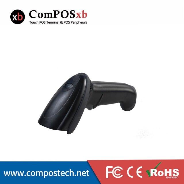 Scanner de codes à barres 2D portatif, lecteur Laser de codes QR dans le système POS, nouveau Type de vente, livraison gratuite 2