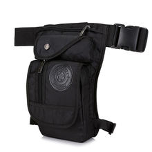 Многофункциональная нейлоновая сумка унисекс удобные карманы