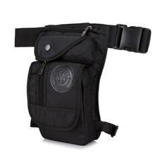 New multi-function fashion nylon leg bag hiking outdoor travel sports running camping hiking convenient pockets bag