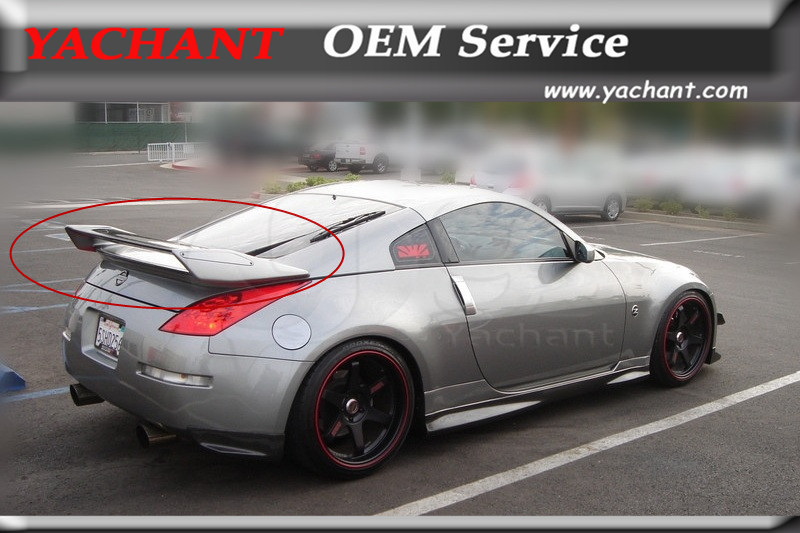 Popular Spoilers 350zBuy Cheap Spoilers 350z lots from China
