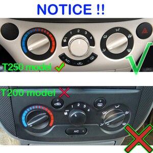 Image 2 - シボレーシボレーT250 アベオAveo5 lova 250 大宇gentraでacヒーターエアコン気候制御パネルスイッチノブボタン