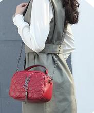 2019 Leather Women's Bags Fashion Raffle Caviar Classic Lingle Chain Single Shoulder Bags High Quality Mini Handbags