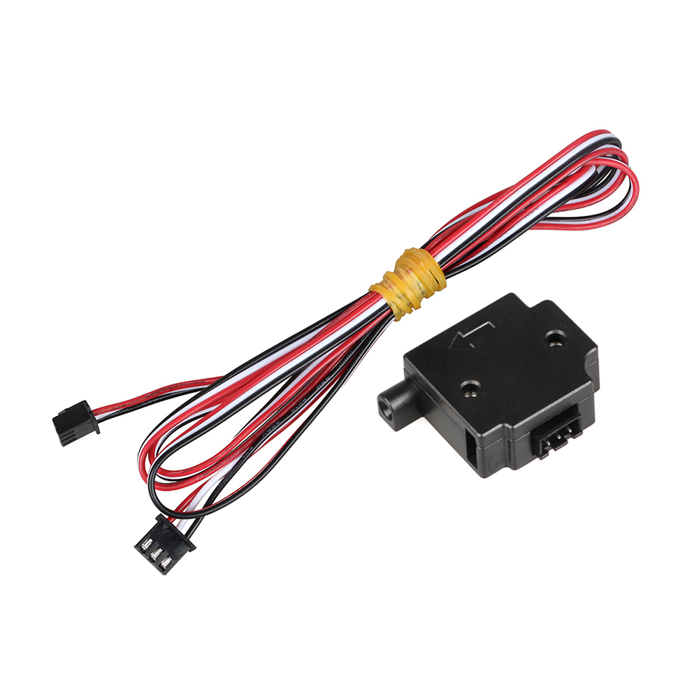 1.75mm/3.0mm filament sensor Material detection module for Anycubic mega i3 mega-S detecting module monitor Mechanical Endstop image