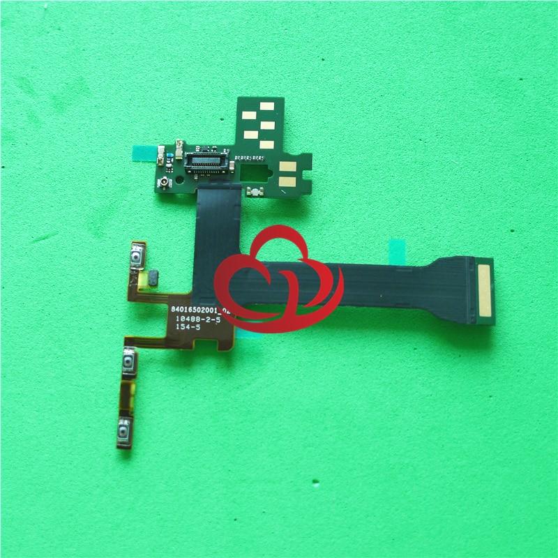 Power Button & Volume Audio Control Sensor Flex Cable Ribbon Replacement For Motorola MOTO X Force XT1585 XT1580 XT1581