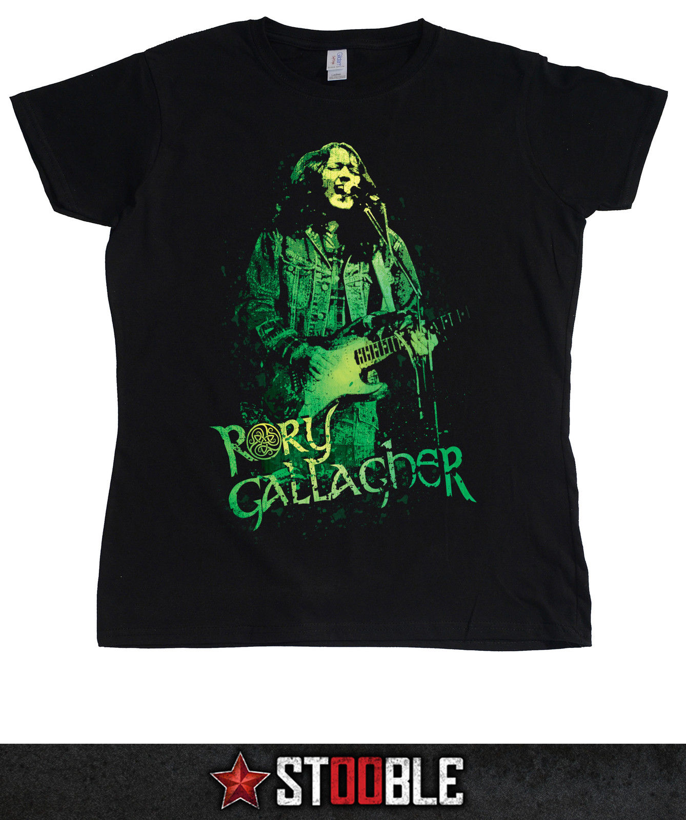 Direct from Stockist Rory Gallagher 82 T-Shirt