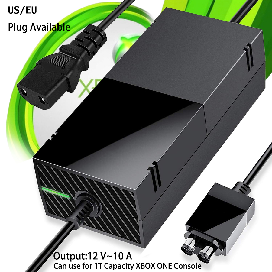 12V 10A High Power  Adapter Power Supply For Xbox One  500~1T Capacity Console