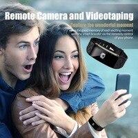 S2 Smart Bracelet Bluetooth 4 0 IP67 Waterproof Heart Rate Monitor Smart Band 0 96 Inch