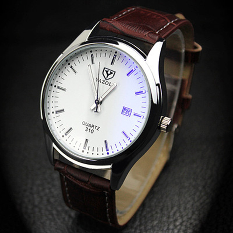 2017 YAZOLE Top Brand Luxury Famous New Quartz Watch Calendar Quartz-watch Men Watches Male Clock Wrist Watch Relogio Masculino yazole 2017 new men s watches top brand watch men luxury famous male clock sports quartz watch relogio masculino wristwatch