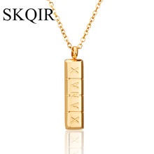 Pill Pendant Necklaces for Women Doctor