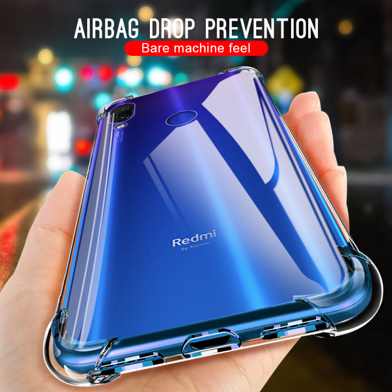 Airbag <font><b>Cases</b></font> For <font><b>Xiaomi</b></font> <font><b>Mi</b></font> 9 8 SE A2 Lite <font><b>A1</b></font> 6X 5X 6 Poco F1 Max 3 Mix 3 2S Play For Redmi 7 5Plus 6A Note 7 6 5 Pro <font><b>Armor</b></font> Cover image