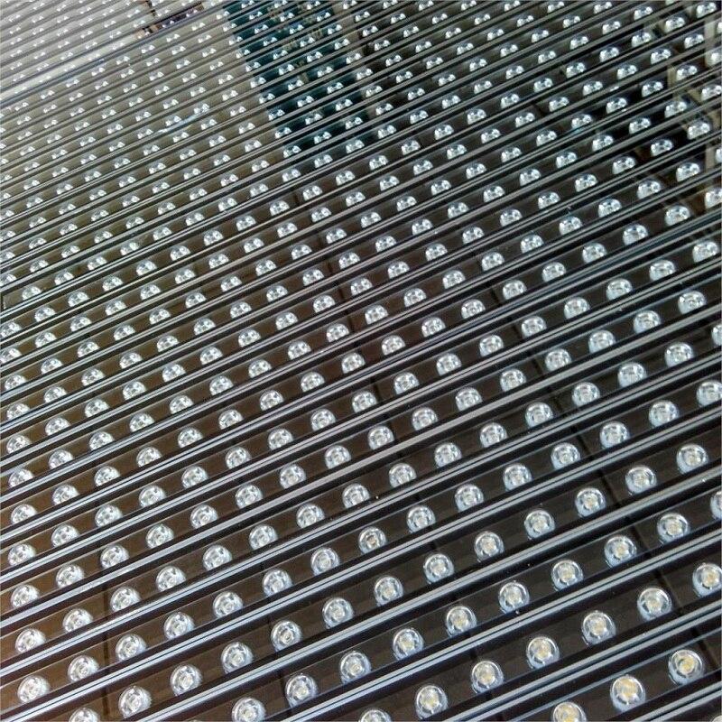 JOYINLED fábrica IP65 impermeable al aire libre luz Led arandela de la pared de la luz de 36 W de alta potencia Blanco/Rojo/RGB/ luz de lavado LED azul/verde - 2
