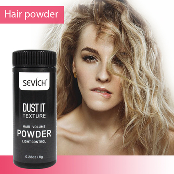 Sevich 8g Hair Mattifying Powder Hair Dust Powder Styling Increase Volume Capture Unisex Modeling Styling Remove Oil Refreshing 1