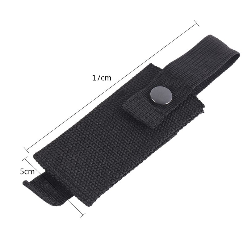 New Pouch Nylon Tactical Durable Portable Medical EMT Scissor Shears Sheath Pouch Bag Military Hunting Molle Tool