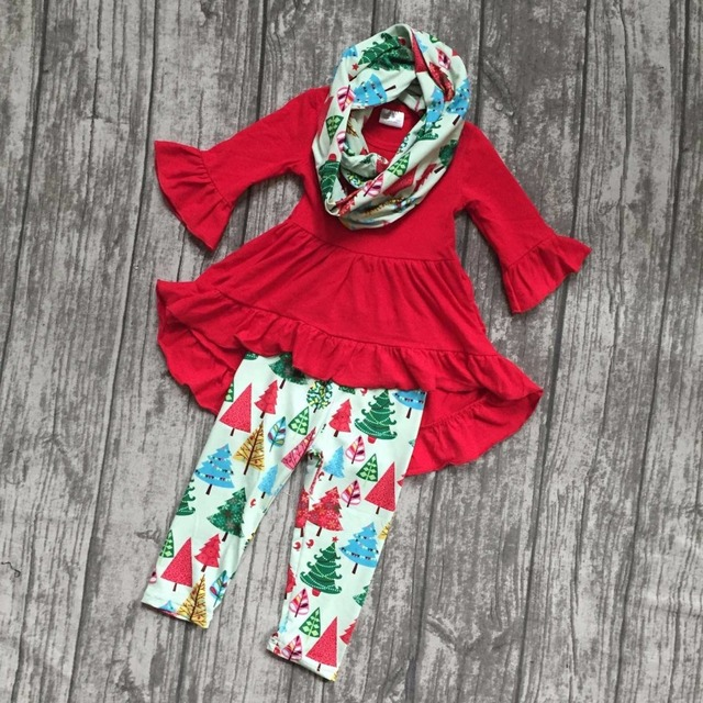 Aliexpress.com : Buy baby girls 3 pieces with scarf sets girls ...