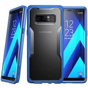 Image 4 - Dla Samsung Galaxy Note 8 przypadku SUPCASE UB serii Premium TPU zderzak + PC tylna obudowa ochronna etui na Galaxy uwaga 8