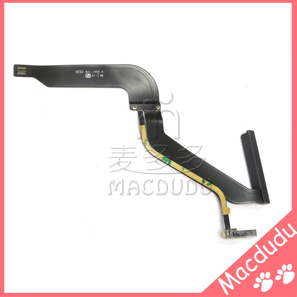Brand NEW for 13.3 MacBook Pro A1278 HDD Cable MD101/MD102 Mid 2012 SATA P/N.: 821-1480-A*Verified Supplier* original hdd cable for 13 macbook pro a1278 101 102 md313 md314 mc723 hdd cable 821 1480 a 2pcs lot