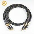 Анааудиофильный Hi-Fi RCA аудиокабель Siltec SQ88 G5 RCA Интерконнектор аудиокабель для предусилителя усилителя DAC RCA кабель
