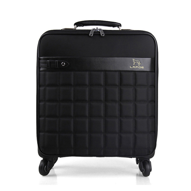 High Quality Boarding Travel Suitcase Men Women Trolley Travel Bags Rolling Luggage Bags Password Lock Travel Luggage