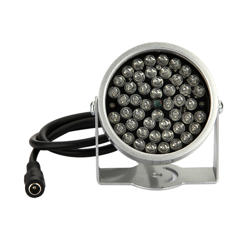 (Retail) 2pcs 48 LED Illuminator Light CCTV IR Infrared Night Vision Lamp For Security Camera