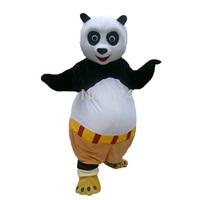 fast shipping, lowest price&high quality of kung fu panda Mascot Costume Mascot Costume!
