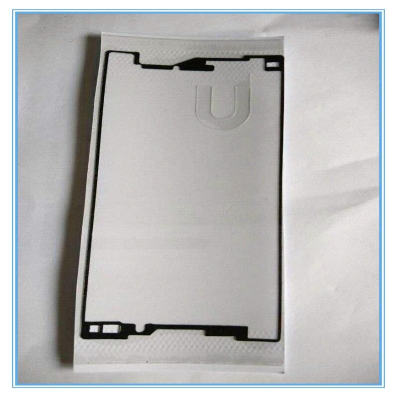 ✓1 unidades Nuevo LCD frontal Marcos adhesivo pegamento adhesivo ...