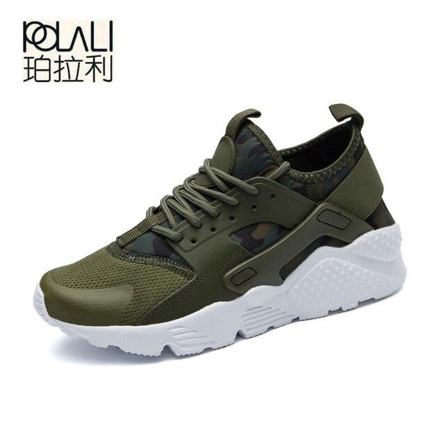 DUDELI Chaussures Homme Respirant Chaussures de Course pour Hommes Sneakers  Rebond D'été En Plein