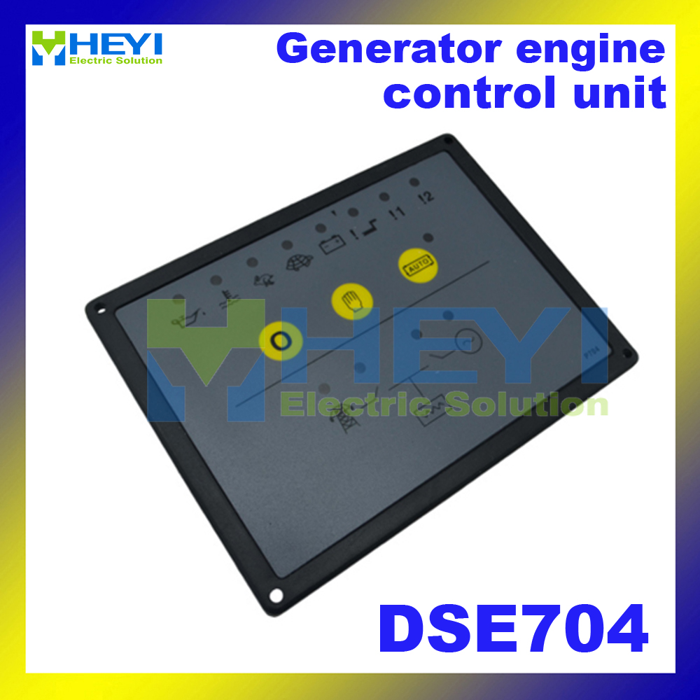 Manual or Auto Start Module DSE704 generator controller for single gen-set applications new dse8610 generator module auto start load share controller for deep sea