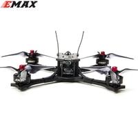 Emax Şahin 5 5 inç FPV YARıŞ DRONE-BNF (FRSKY XM +) RC RC dört pervaneli helikopter FPV Yarış Kamera Drone