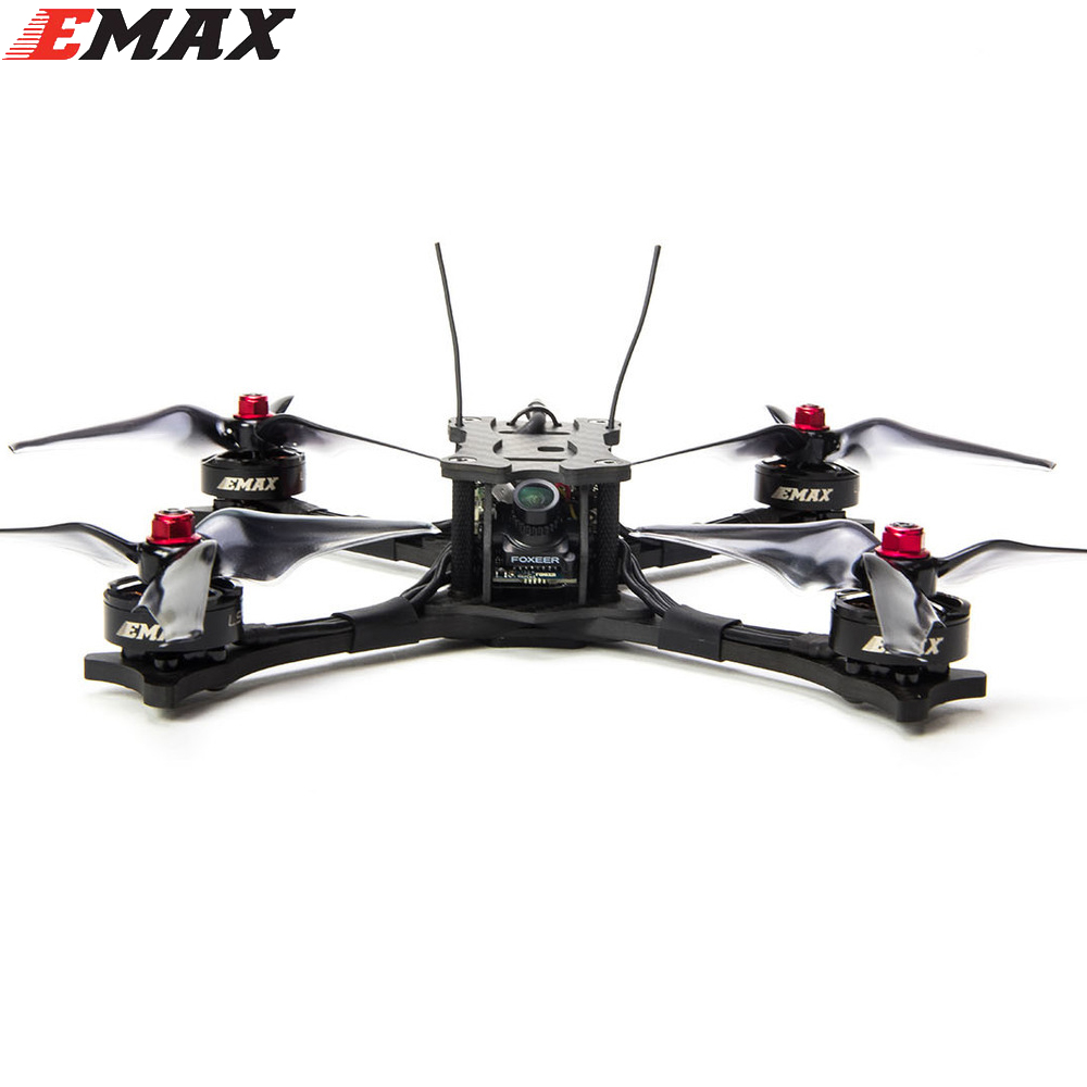 Emax Hawk 5 5 inch FPV RACING DRONE - BNF (FRSKY XM+) RC RC Quadcopter FPV Racing Camera Drone up air upair chase 5 8g fpv 12mp rc quadcopter