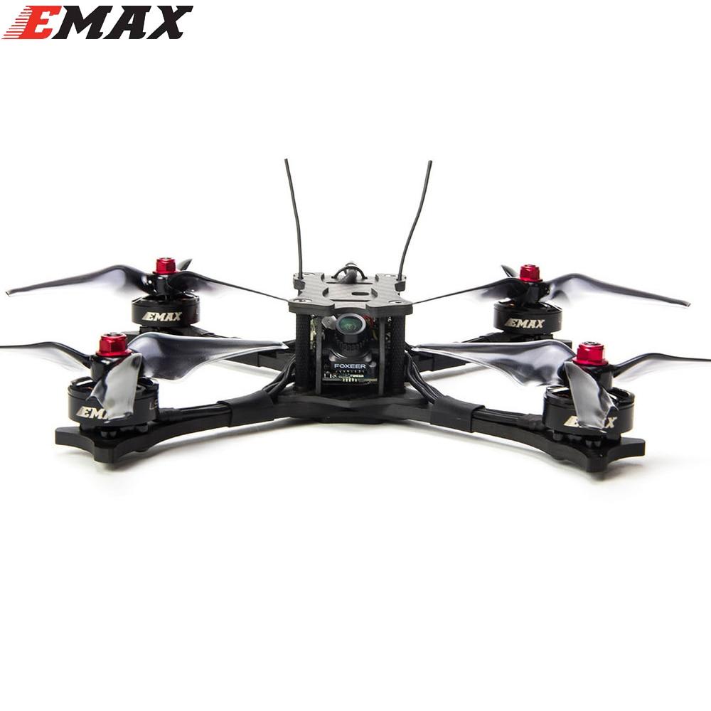 Emax halcón 5 5 pulgadas FPV Racing Drone-BNF (frsky XM +) RC quadcopter FPV Racing Cámara drone