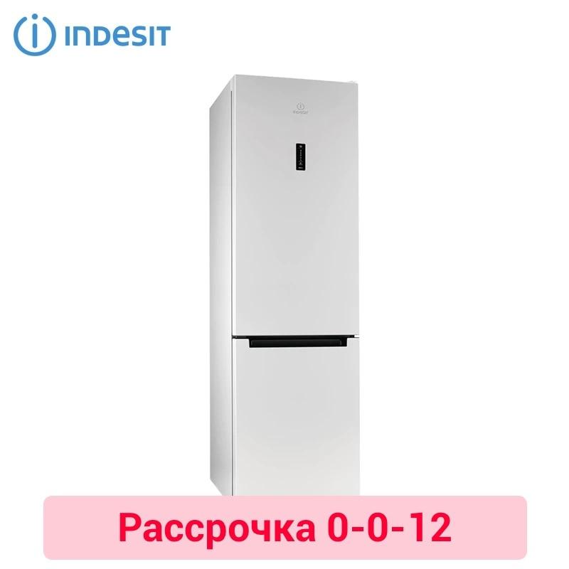 Refrigerator Indesit DF 5200 W 0-0-12 двухкамерный холодильник indesit df 5200 w