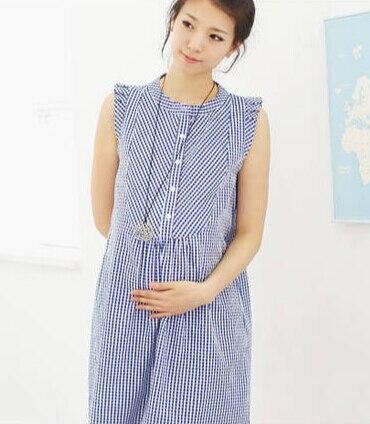 Женские платья как беременным