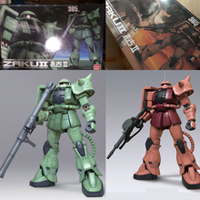 цена на DABAN 365 Gundam 1/48 MEGA SCALE MASS PRODUCTIVE ZAKU II action figures scale models plastic model kits 38CM