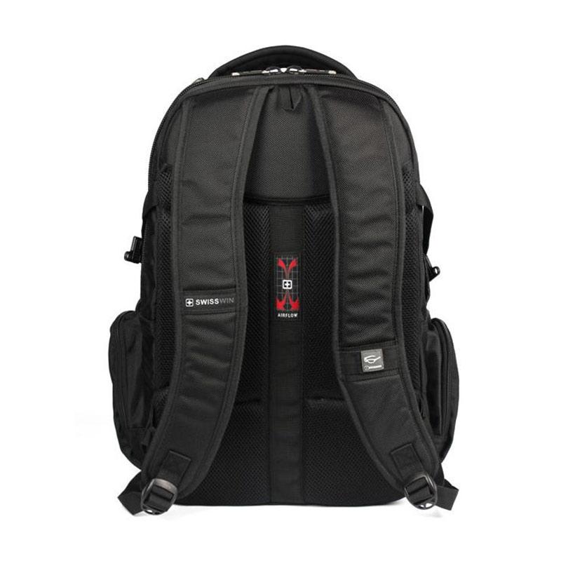 Swisswin Lightweight Laptop Backpack school bag 15.6 17.3 Inch ...
