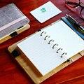 Канцелярский блокнот Pippie A6  шестигранный точечный матричный блокнот в сетку  Многофункциональный Персональный Дневник/план на неделю/доро...